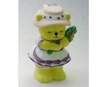 Bronson Figurine Bear Dainty Dora by Katharine Stevenson