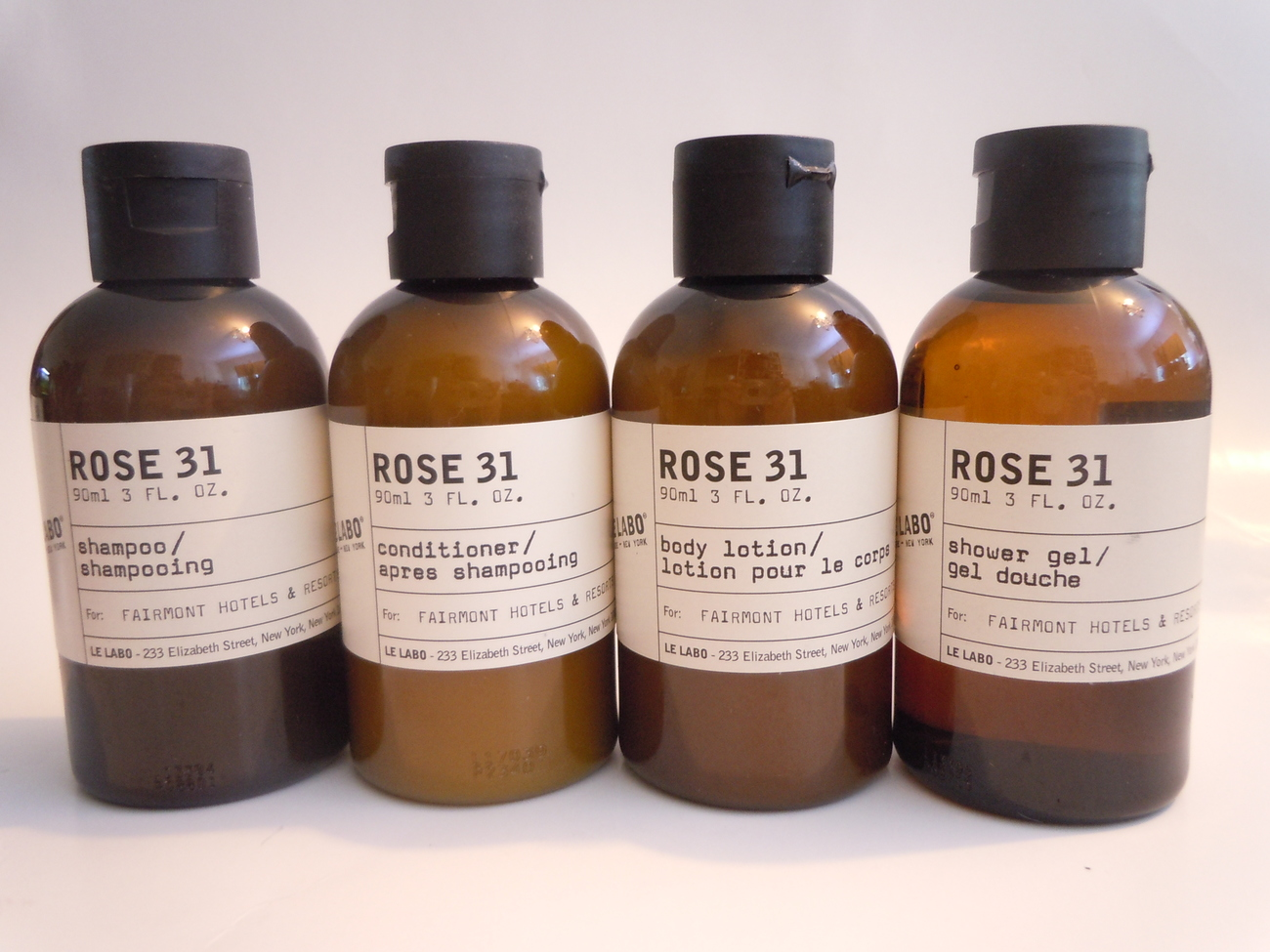 Le labo rose 31 shampoo conditioner shower gel body lotion - Rose 31 shower gel ...