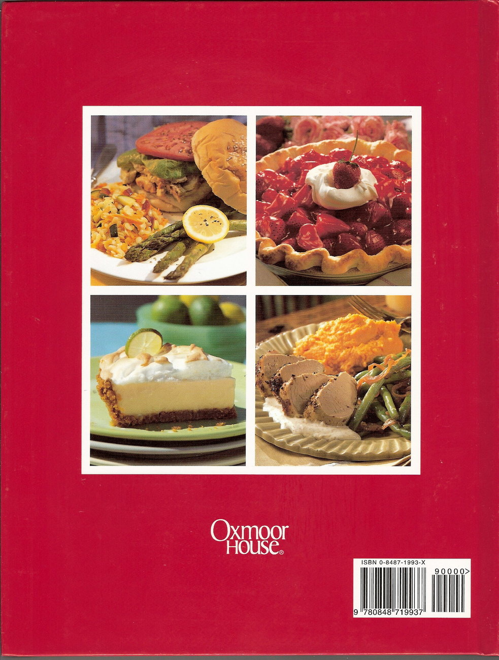 Image 1 of Southern Living Annual Recipes 2000 HC 1st print