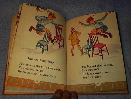 Vintage Laidlaw Reader On the Way to Storyland Children's School Story Book 1955