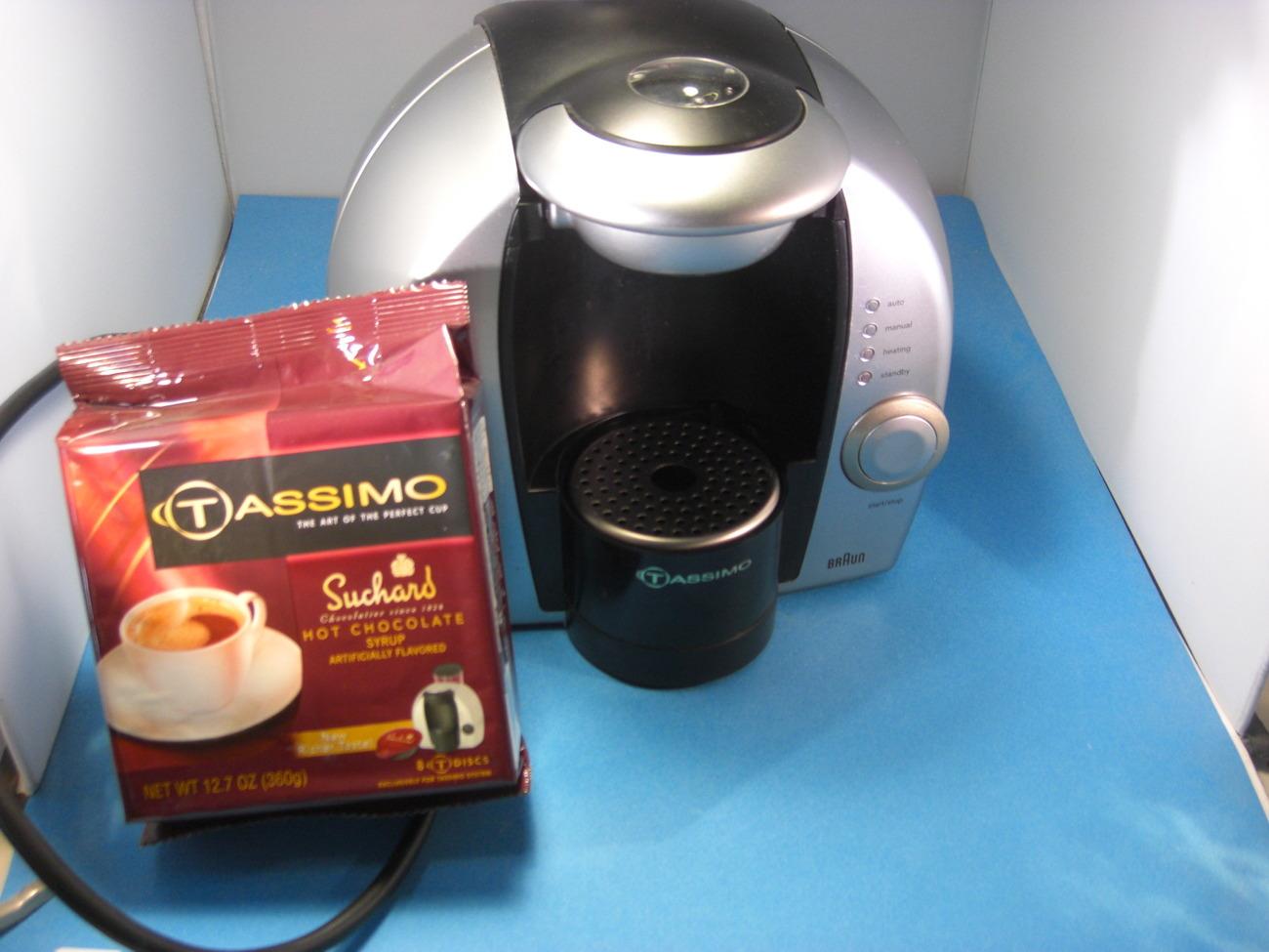 Original Braun Coffee Maker : Braun Tassimo One Cup Coffee Maker Model 3107 - Coffee Makers