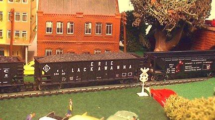 lackawanna model trains o scale