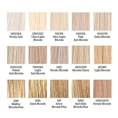 blonde color chart: Best 25 wella hair color chart ideas on pinterest wella colour