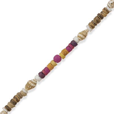 W9186_multicolor_wood_bead_anklet