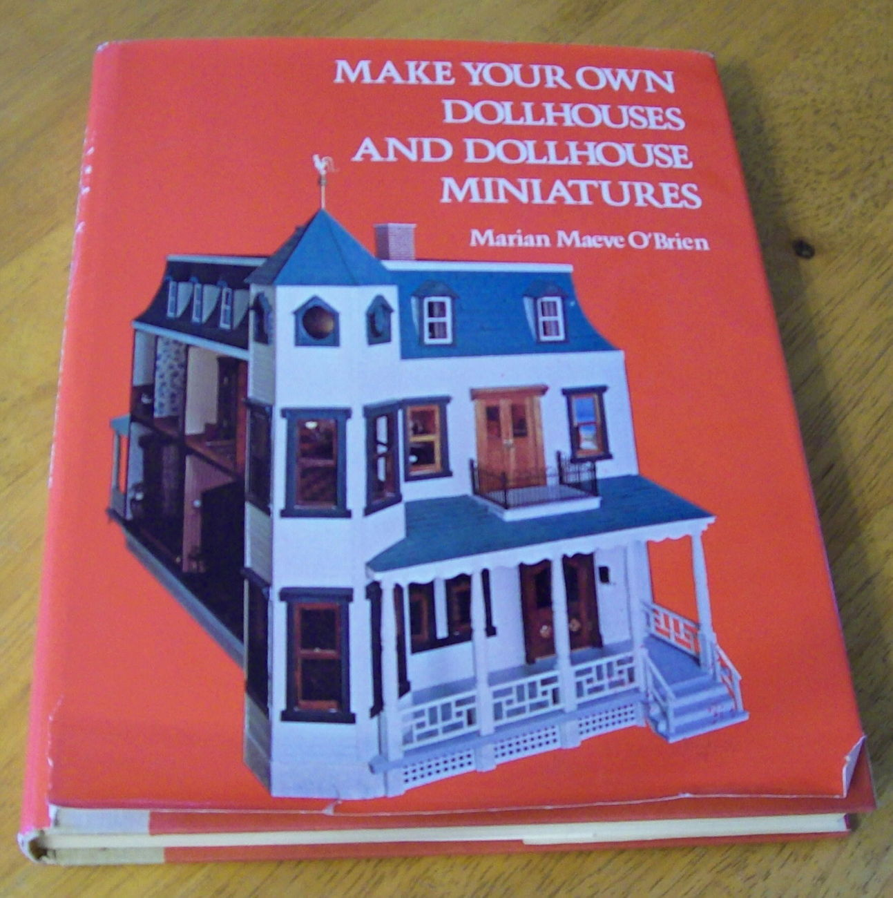 Dollhouses And Dollhouse Miniatures Make Your Own Doll
