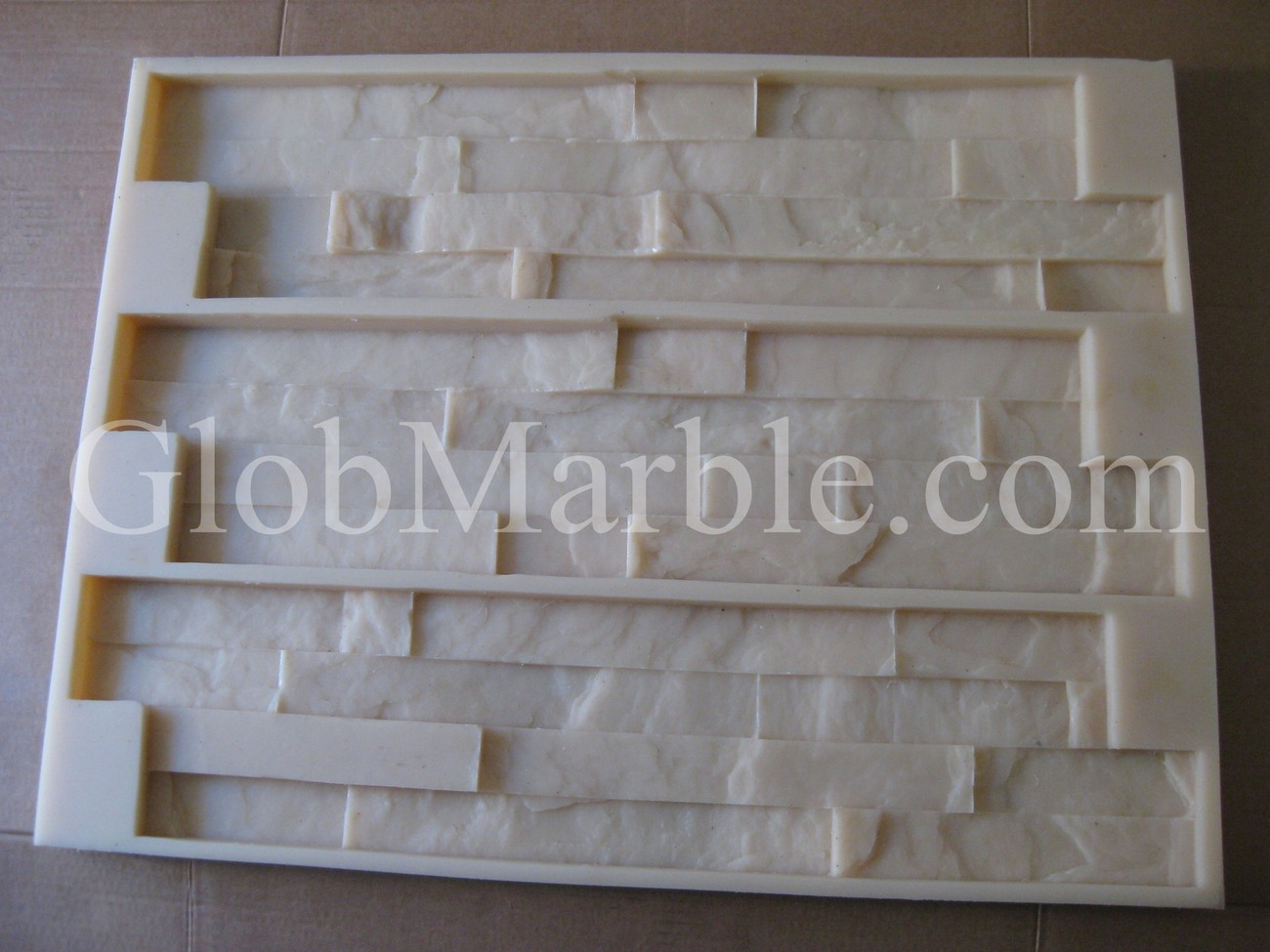 how to make rubber concrete molds