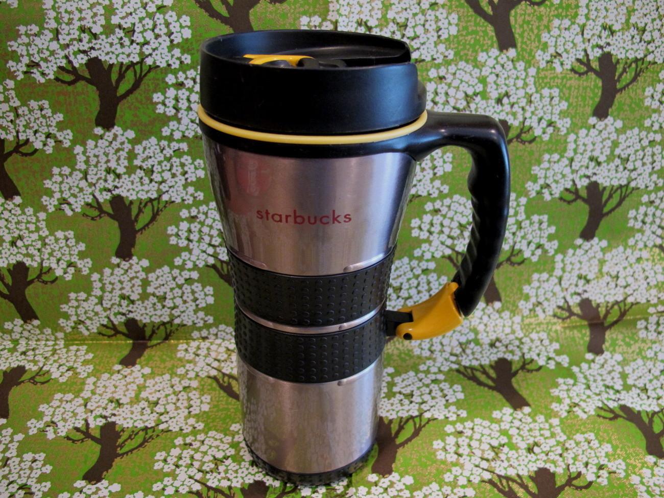 Starbucks Stainless Steel Coffee Mug Travel Cup Tumbler