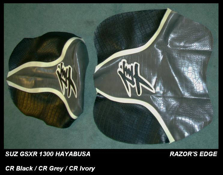 99 07 Hayabusa Suzuki GSXR 1300 RAZORS EDGE Line