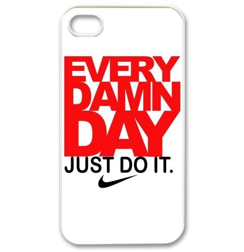 Every Damn Day Just Do It Nike Wallpaper Nike Every Damn Day Wa...