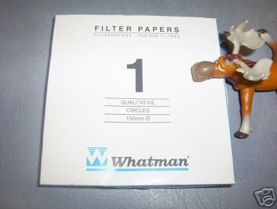Whatman 1001150 1001 150 Filter Papers ___L3