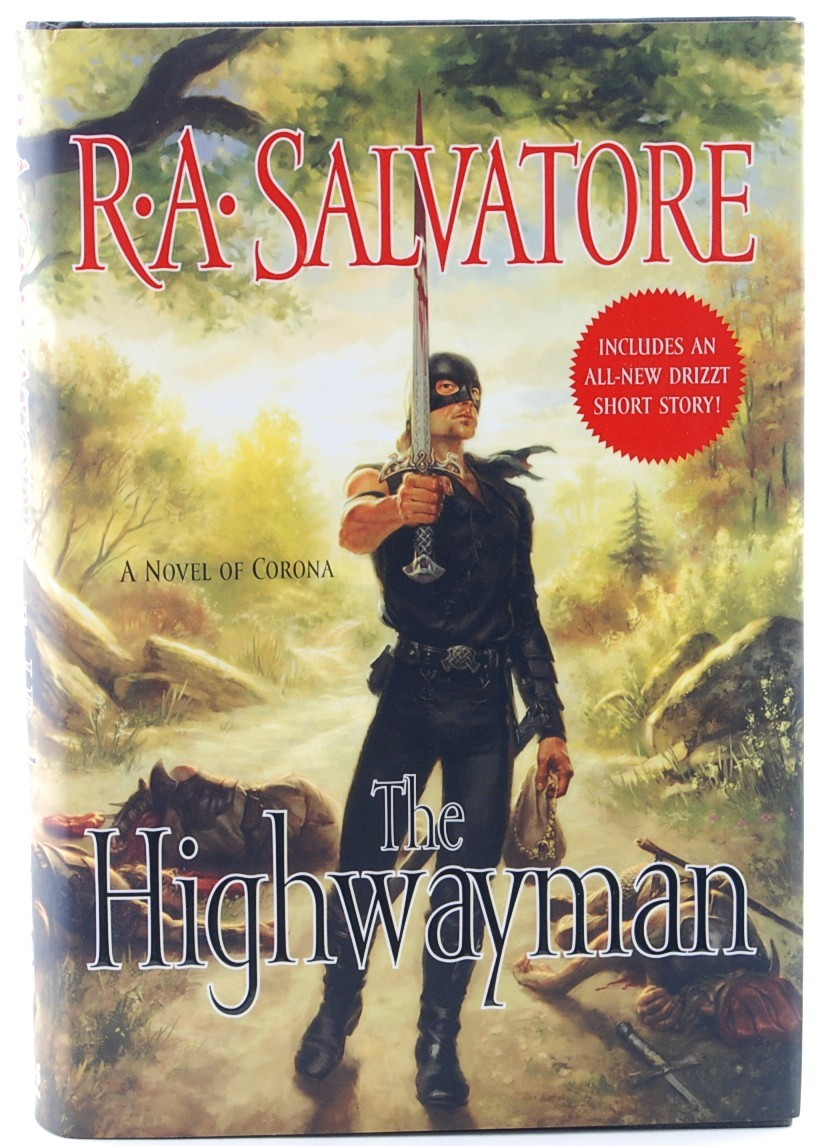 the highwayman ra salvatore pdf