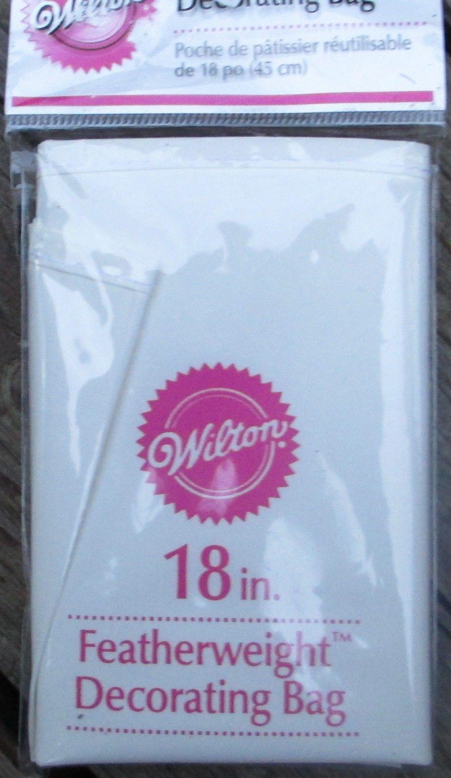 Cake Decorating Company Code : Wilton 18