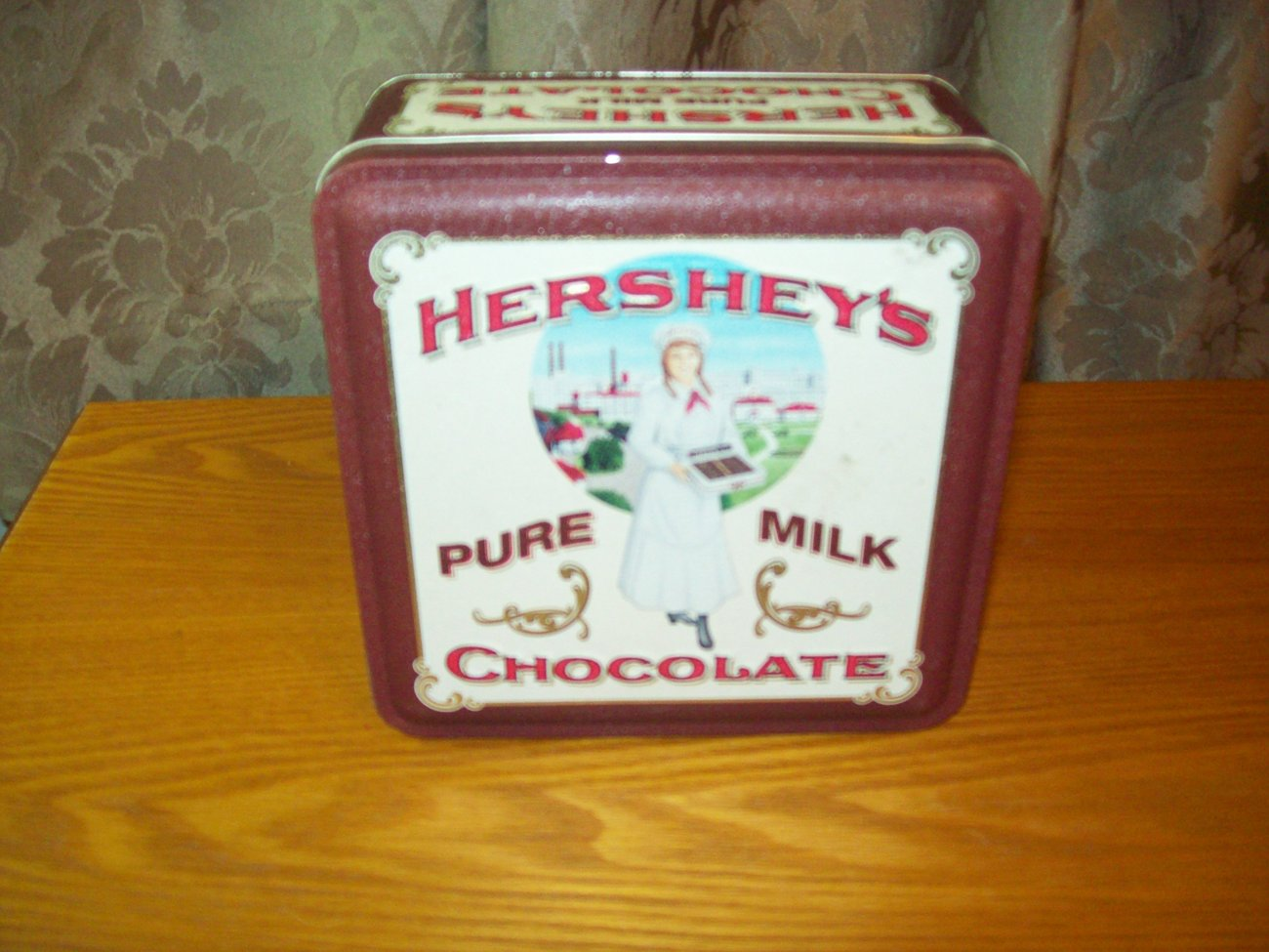 Hershey's Chocolate Collectible Tin Vintage Edition #2 1992