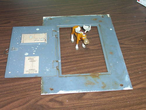 wadsworth fuse panel cover cat 8fn everything else