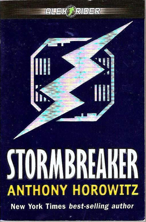 Image 0 of Stormbreaker Alex Rider by Anthony Horowitz  PB 2006