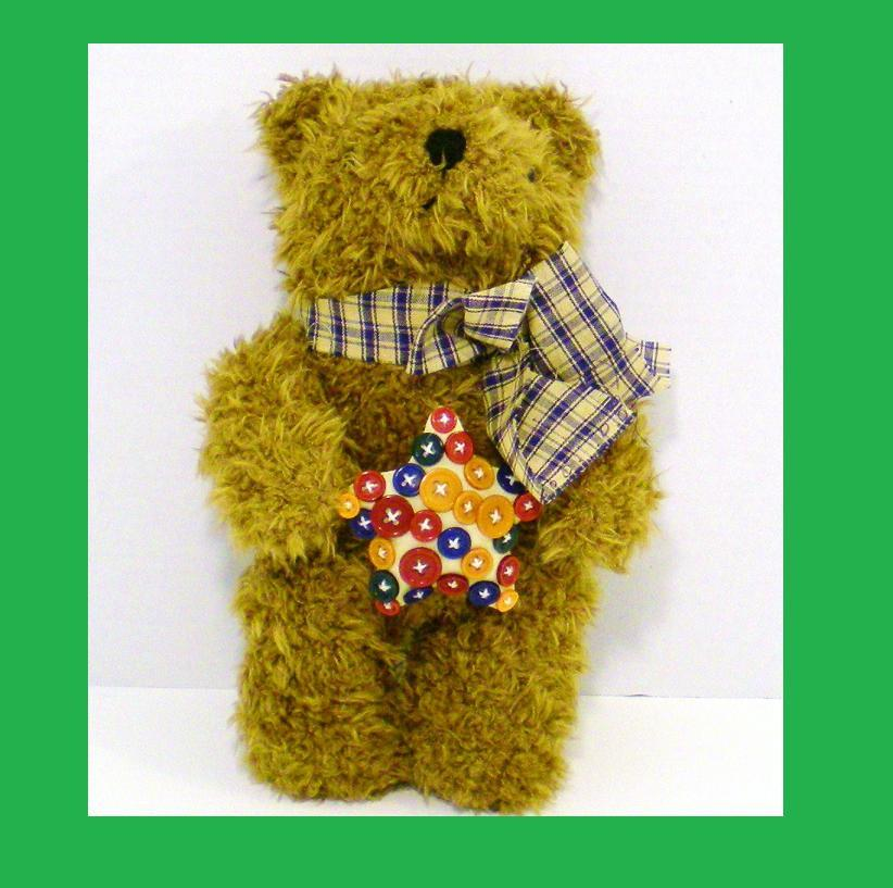 Buttons Bear 2002