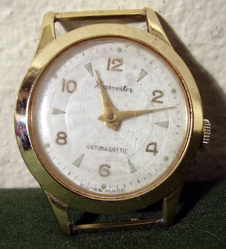 Vintage Harvester Swiss Made Watch