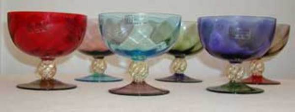 NasonMoretti Sandra bowls - set of six assorted colors