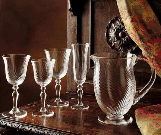 Nason and Moretti Italan Glassware - I Classici RG1 Glasses