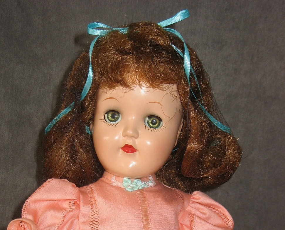 Vintage Ideal Toni Doll P90 1950s Sara Ann