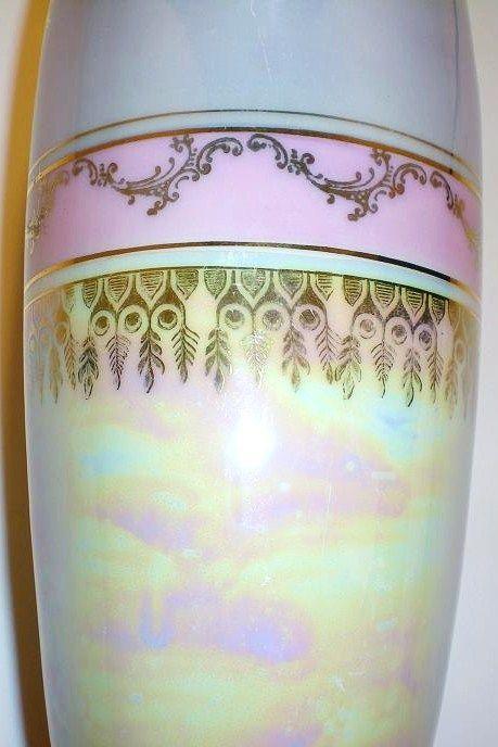 Porcelain Vase glaze