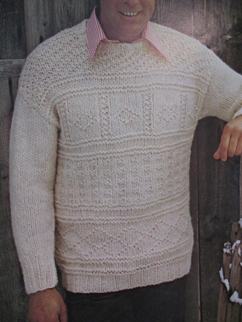 Knitting Patterns Lopi Wool : Reynolds Lopi Wool Sweater Wrap Jacket Knitting Pattern etc - Adult Clothing