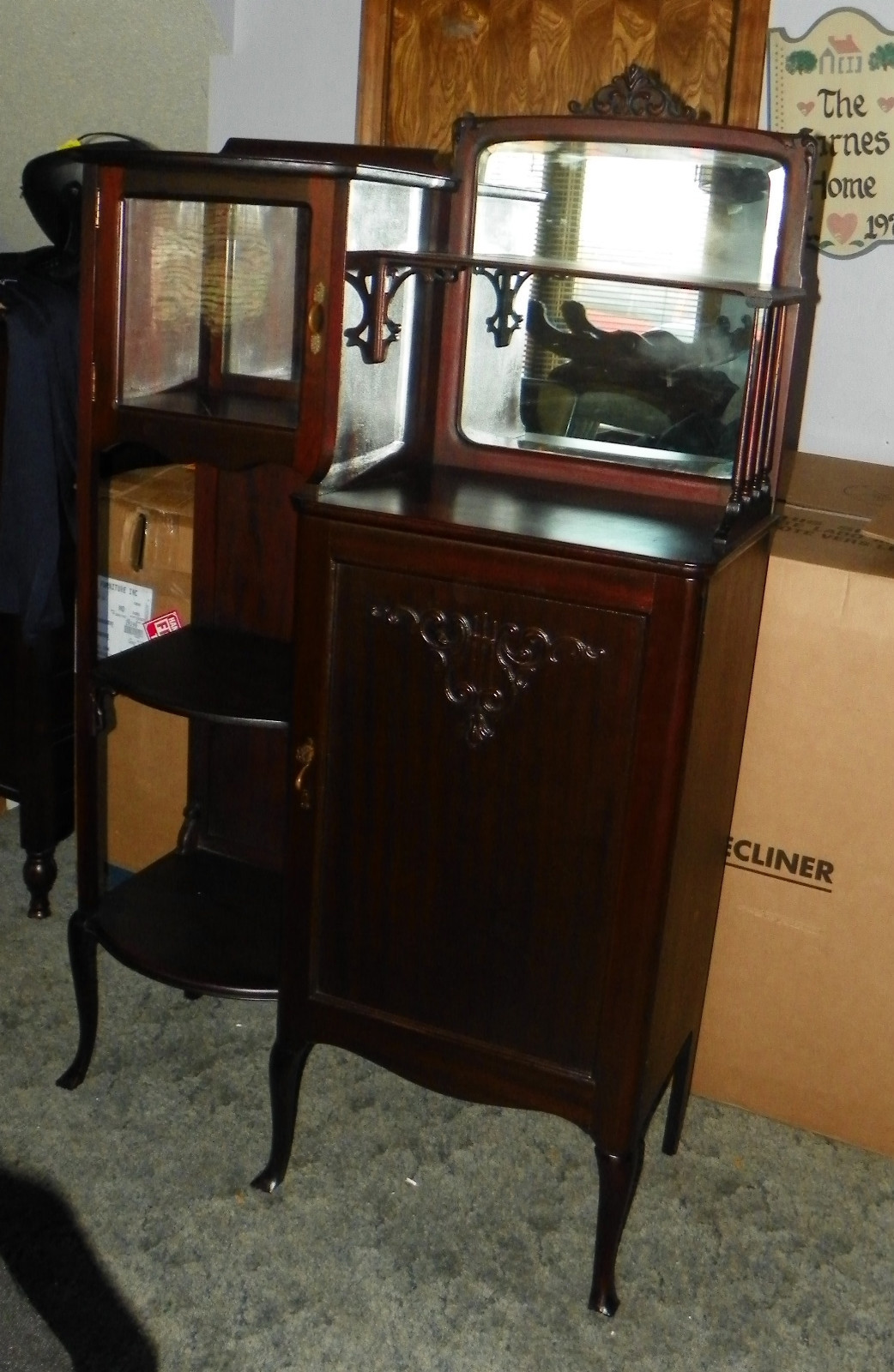 used etagere for sale 221 ads in us. Black Bedroom Furniture Sets. Home Design Ideas