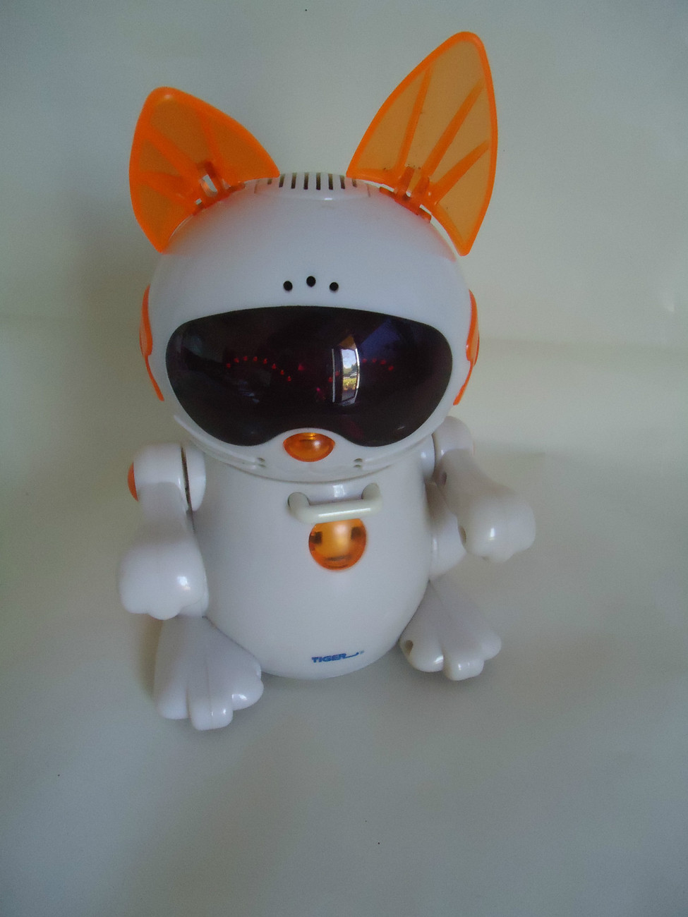 Meow Chi Cat Tiger Electronics Robot Cat Battery Operated