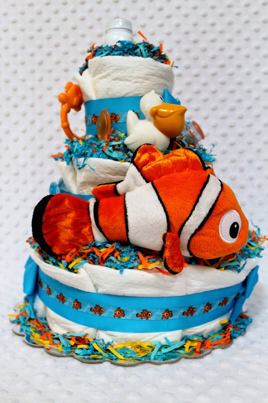finding nemo baby shower cakes car tuning