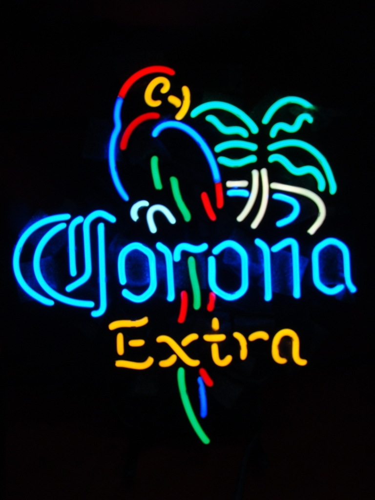 Image Result For Corona Neon Sign