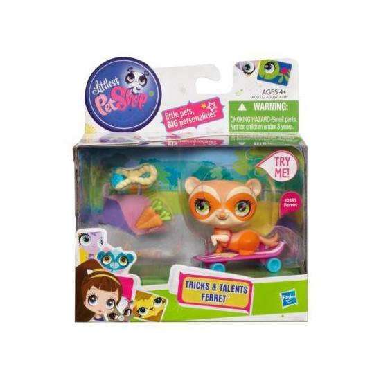 Littlest Pet Shop Tricks and Talents