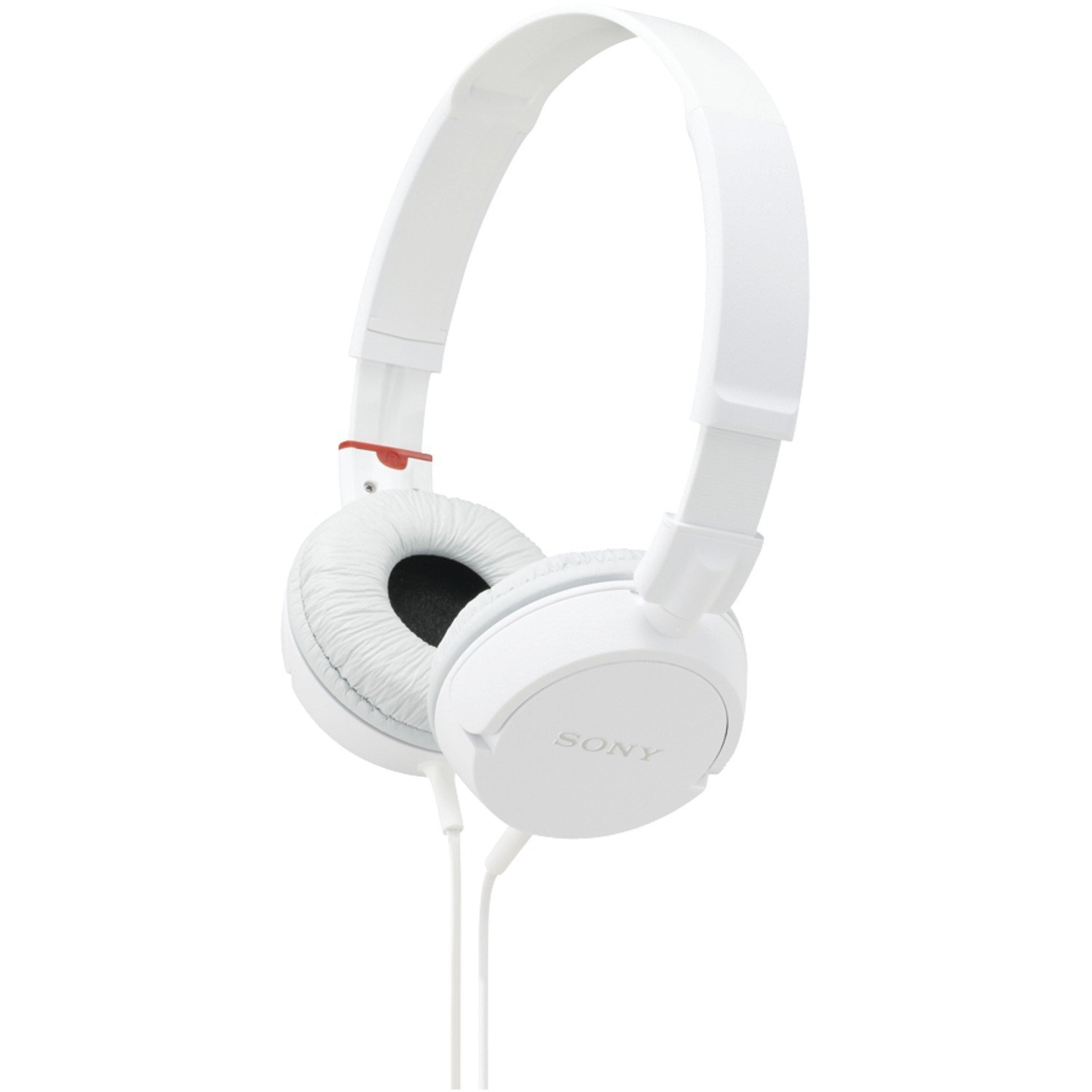 Brand New Sony MDR-ZX100 ZX Series Lightweight Headphones (White)