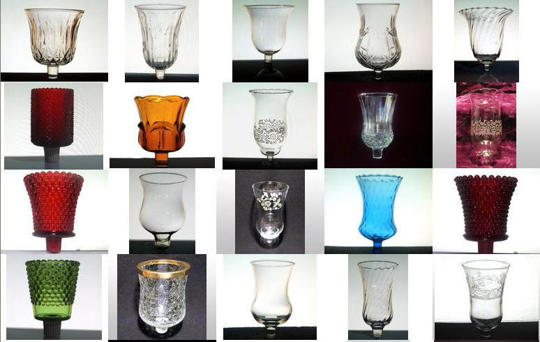 Home Interiors and Partylite Peg Votive Holders Many Styles Available
