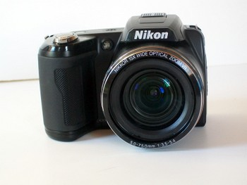 how to use nikon coolpix l110 camera