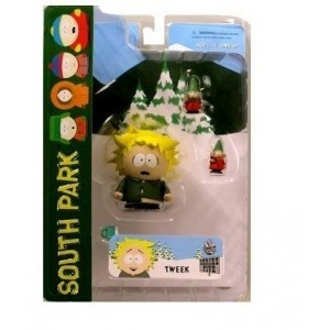 series 5 tweek figure made by mezco from south park toy open to offers