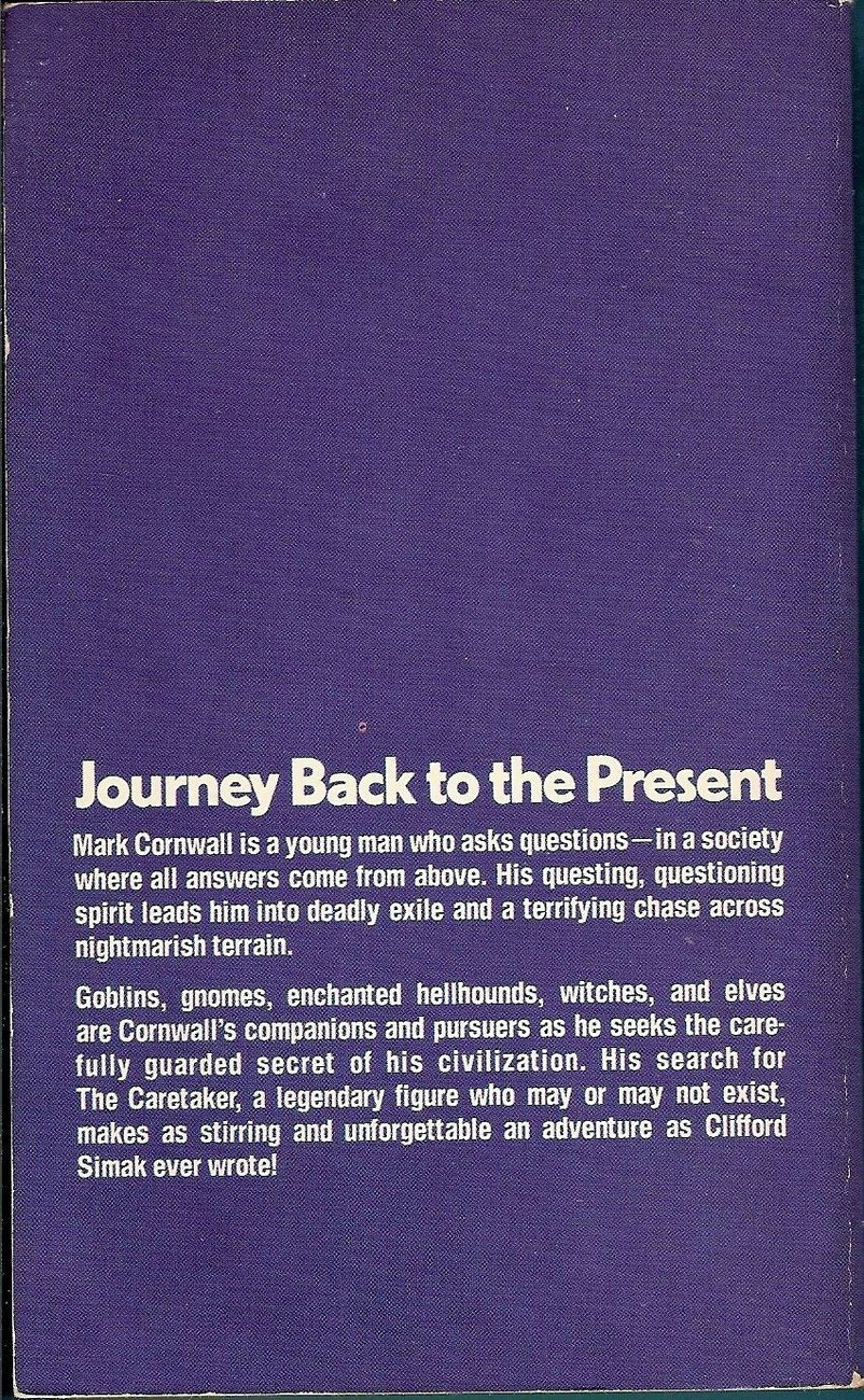 Image 1 of Enchanted Pilgrimage by Clifford D. Simak 1975 1st paperback ed