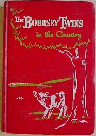 Freebie: One Freebie for each item you buy  BOBBSEY TWINS in the Country 1950 HC