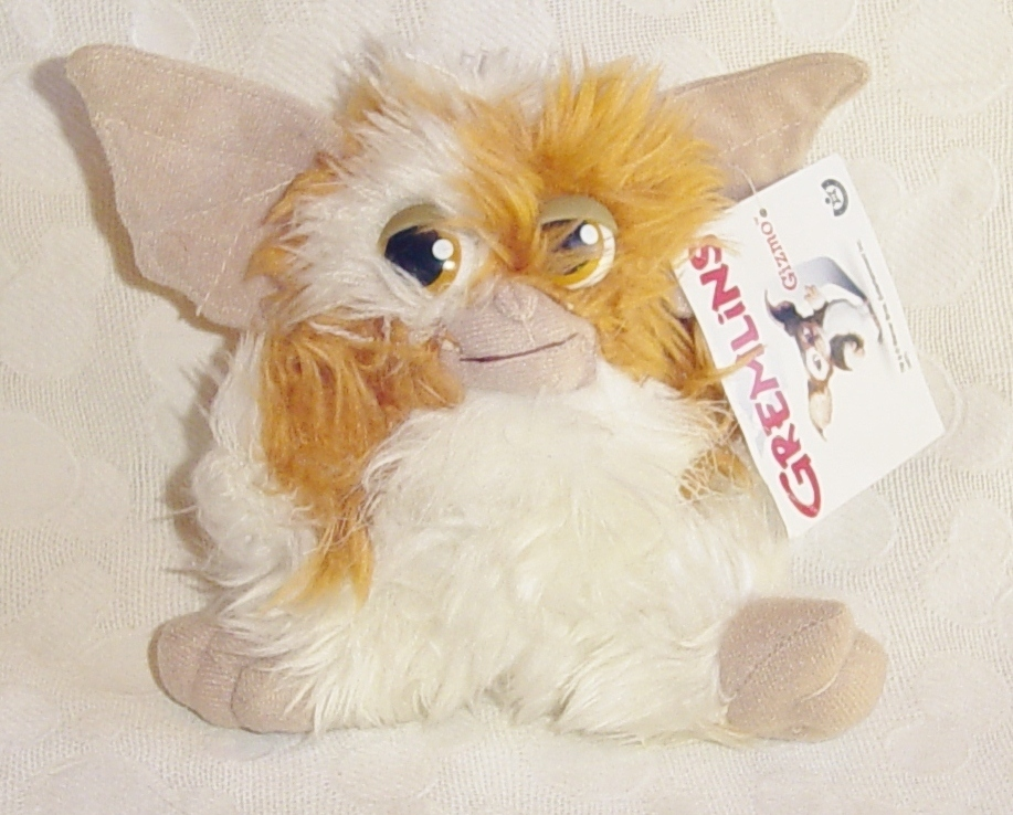 Gremlins Nanco 6 Inch Plush Gizmo With Tags Warner Bros Ent