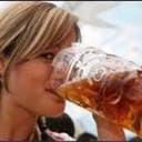 Girl-drinking-beer_2_thumb128