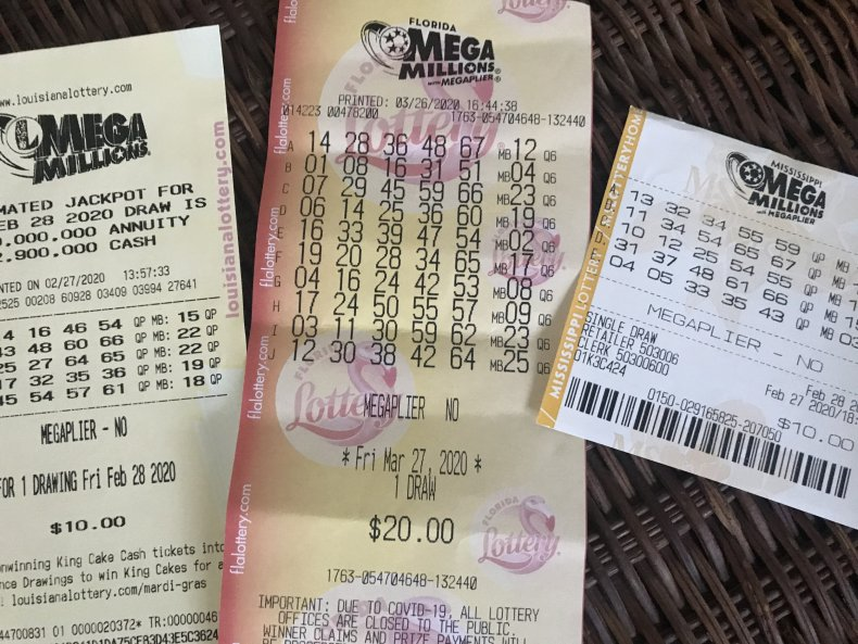 Mega Millions Drawing For 11/27/20, Friday Jackpot is $214 Million