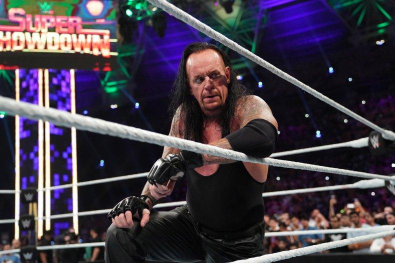 Undertaker Farewell With Paul Bearer Hologram on WWE Survivor Series 2020 Leaves Fans Emotional