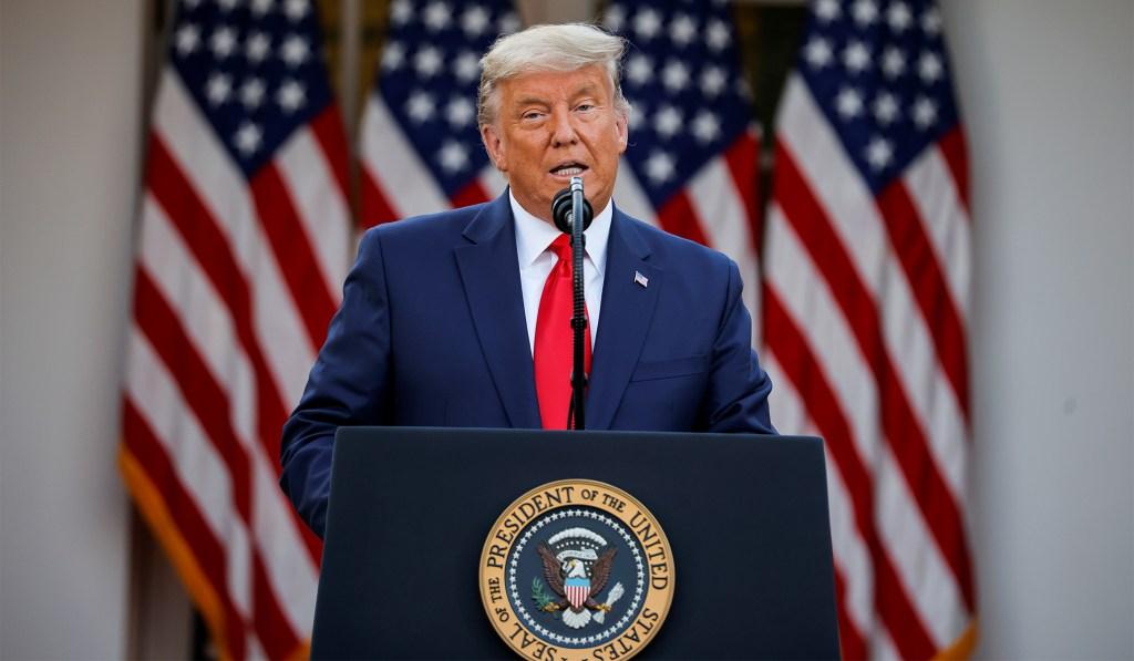 Trump's Disgraceful Gambit