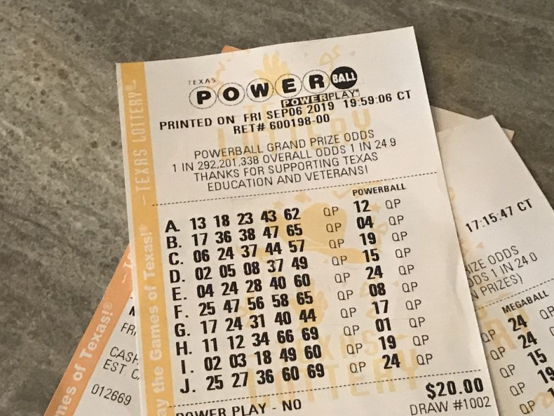 Powerball Drawing For 11/18/20, Wednesday Jackpot is $179 Million