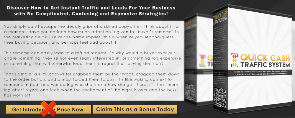 Quick+Cash+Traffic+System+Infographic