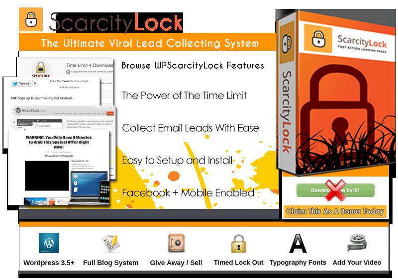 scarcitylock