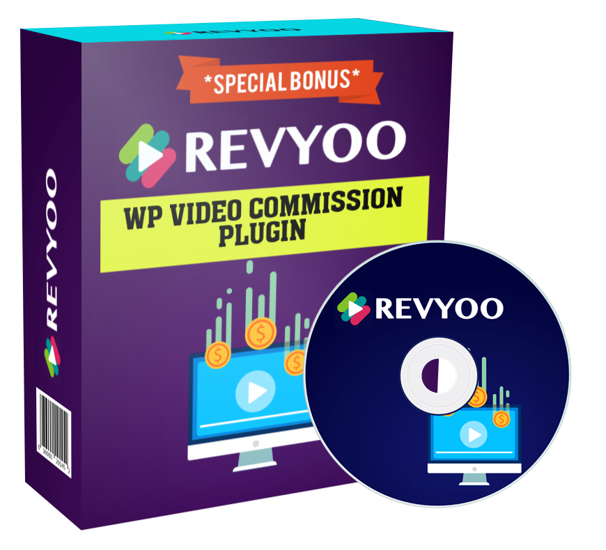 Revyoo Bonus: WP Video Commission