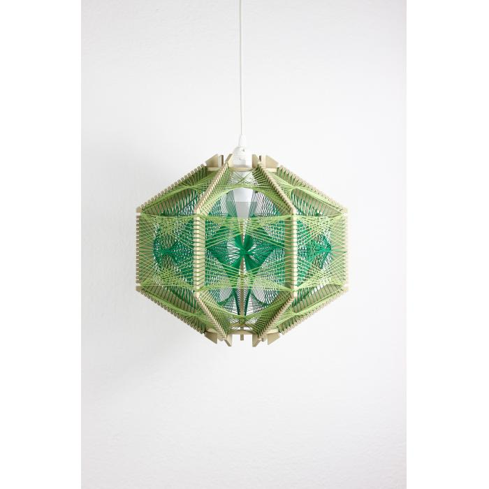 luminaria balloon greenery