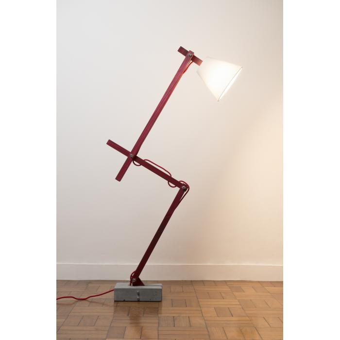 Luminária Urbano Red - Edição Especial
