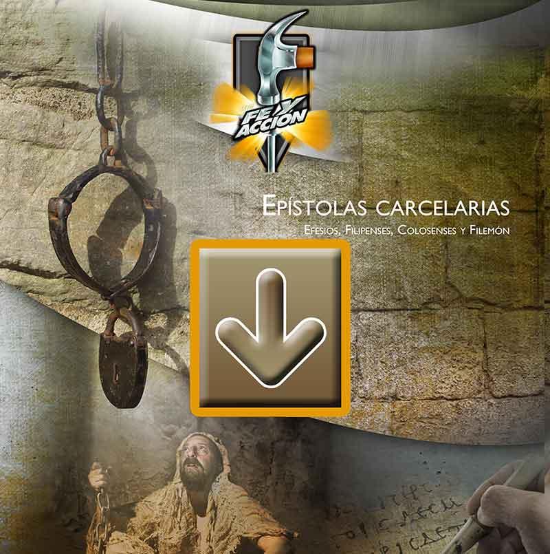 Epístolas carcelarias: Efesios, Filipenses, Colosenses y Filemón - Archivo comprimido eVisuales - 4411-25SX