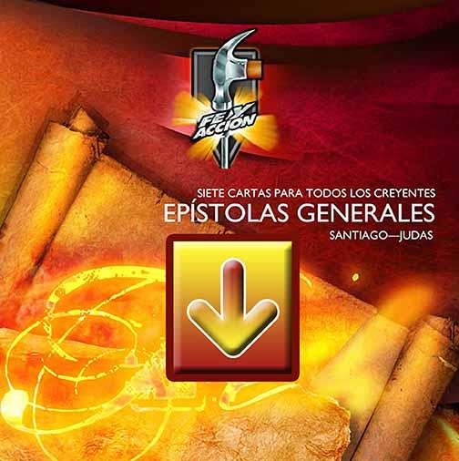 Epistolas generales: Santiago--Judas e_Visuales - 4412-32SX